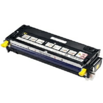 Dell NF555 593-10168 toner giallo originale